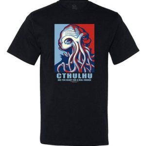 C'Thulu for President t-shirt