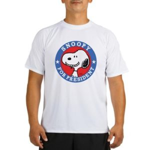 Snoopy for President Shirt