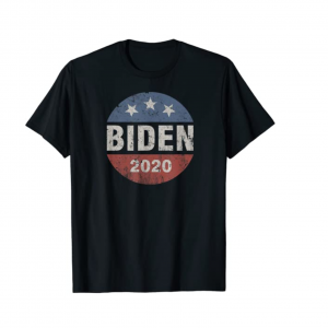 Biden Vintage Button 2020 Shirt